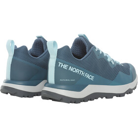The North Face Activist FutureLight Chaussures Femme, mallard blue/starlight blue